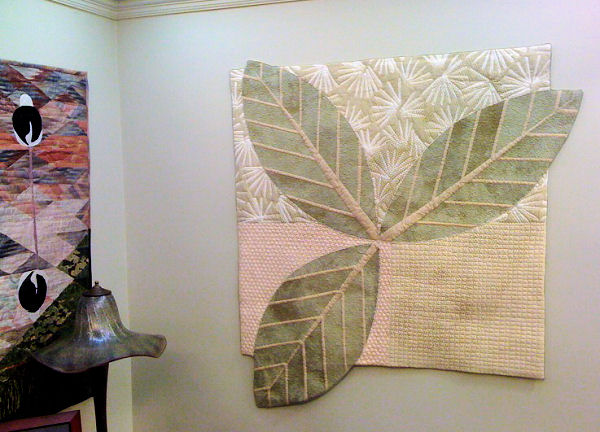 Fiesta Fibers - Living with Quilts : leaf quilts - Adamdwight.com